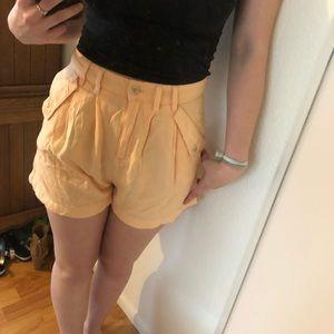Kimchi blue peach shorts